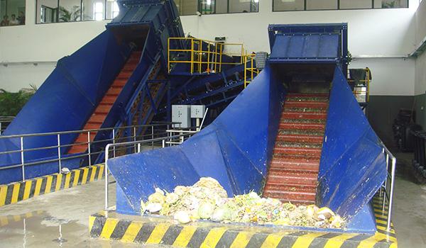 菜场垃圾处理系统